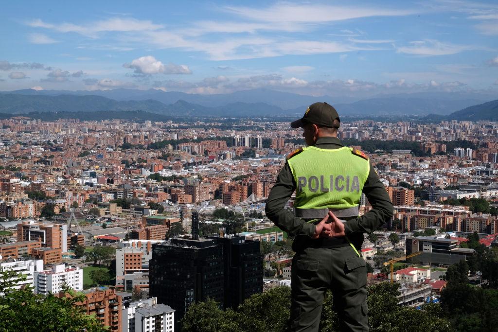 Ambasada Chinei din Bogota, construită pe proprietatea unui baron al drogurilor