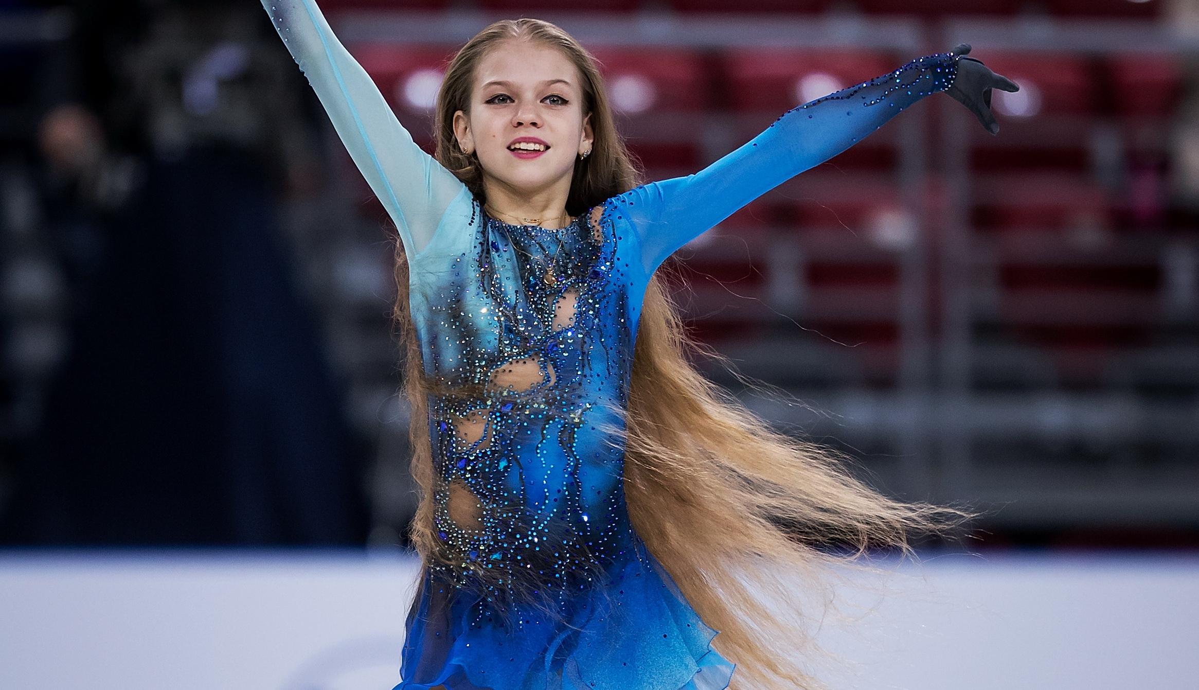 figura rusă patinaj de întâlnire