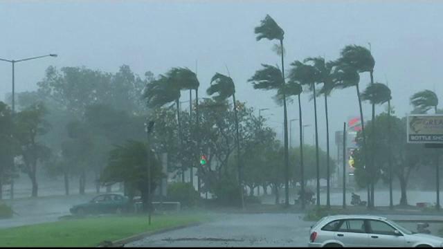 Ciclonul Marcus face prăpăd în Australia. Vântul a depășit viteza de 130 km/ oră