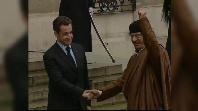 Fostul preşedinte francez Nicolas Sarkozy, inculpat. Ar fi primit milioane de la Ghadaffi