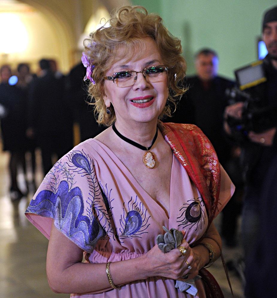 Aimee Iacobescu a murit la Spitalul Elias. Actriţa avea 71 de ani
