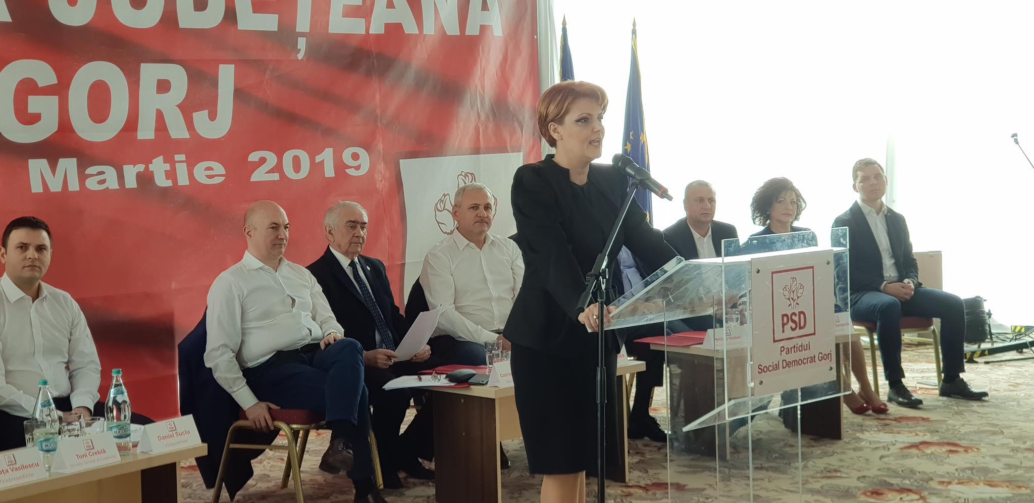 Lia Olguța Vasilescu a votat moțiunea prin care se cerea demiterea lui Răzvan Cuc