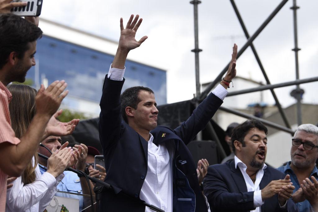 Juan Guaido, vizat de o anchetă în Venezuela. E acuzat de legături cu traficanții de droguri