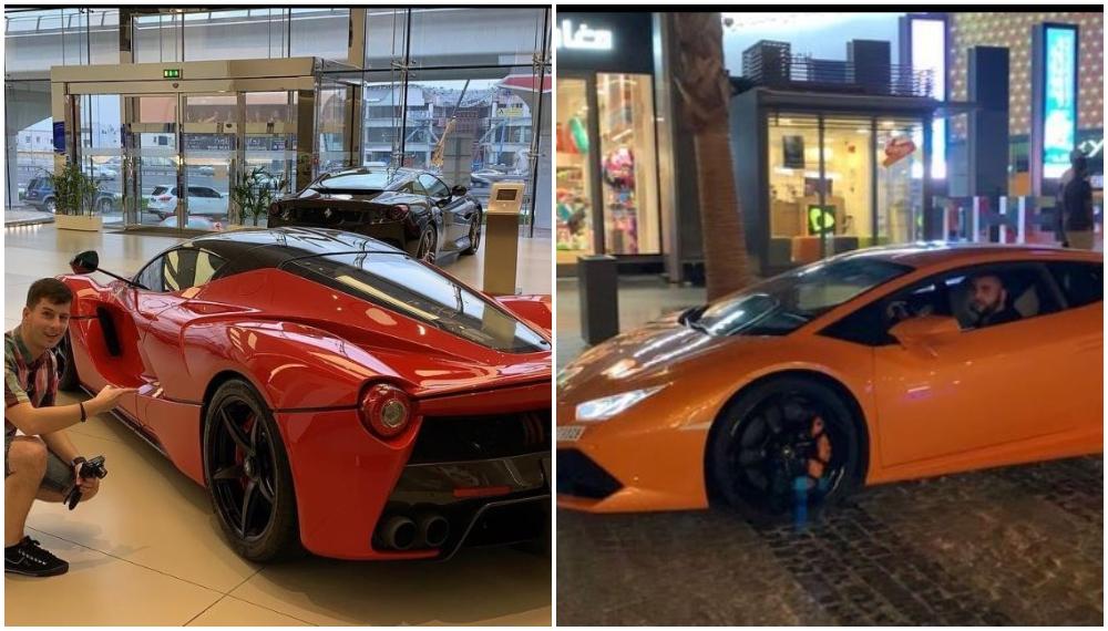 Drifturi, curse cu Ferrari la 220 km/h și împușcături, în Oradea. Scenele au fost filmate