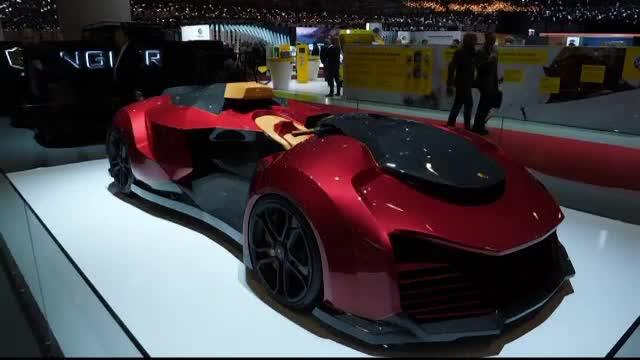Salonul auto de la Geneva. Cum arată mașina pe care o poți conduce fără permis