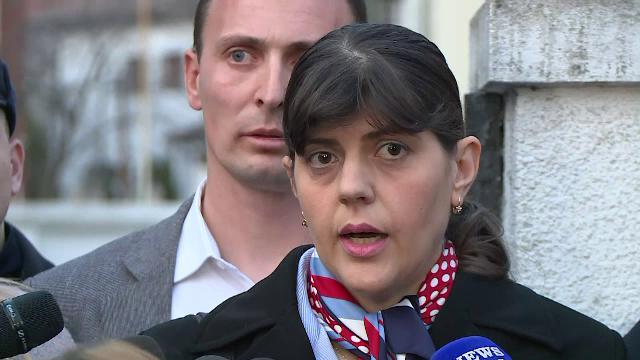 Anunț oficial: Laura Kovesi, urmărită penal într-un nou dosar. Neregulile reclamate de fosta șefă DNA