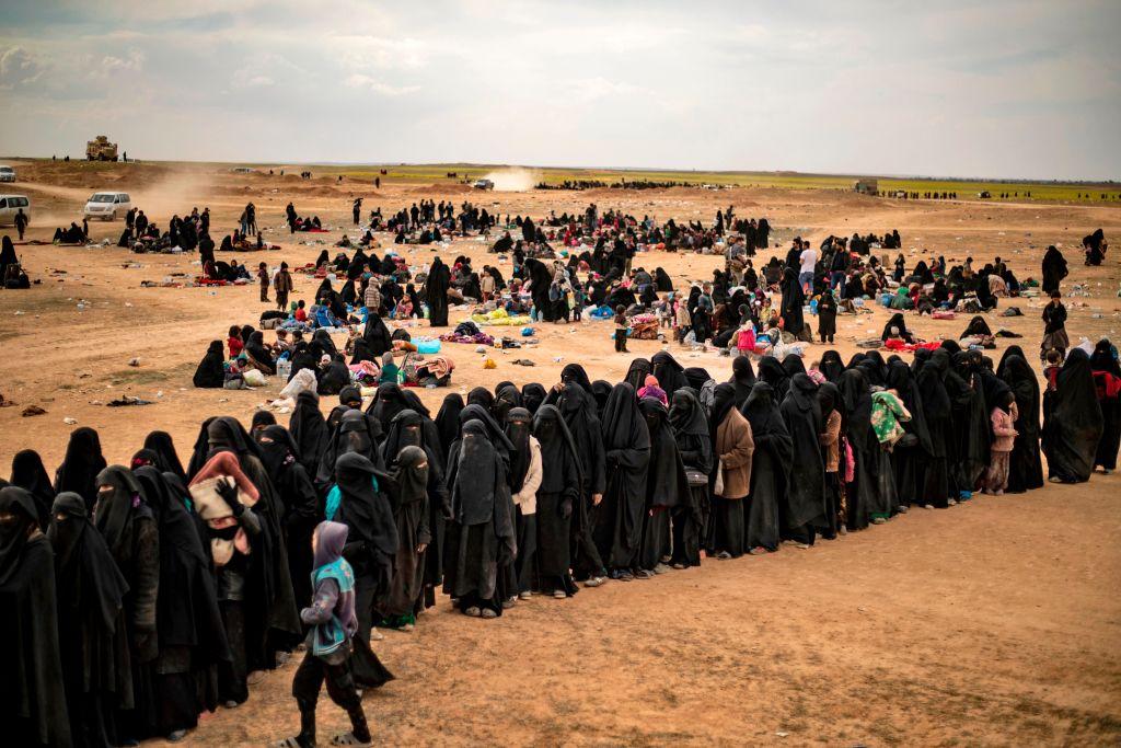 Franţa a repatriat 3 femei şi 9 copii din familii suspectate de legături cu jihadiştii