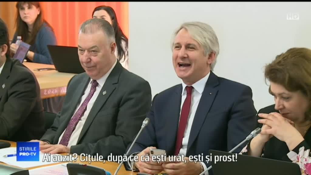 Teodorovici, după ce a fost ales președinte executiv: Nu ştiu ce înseamnă preşedinte executiv