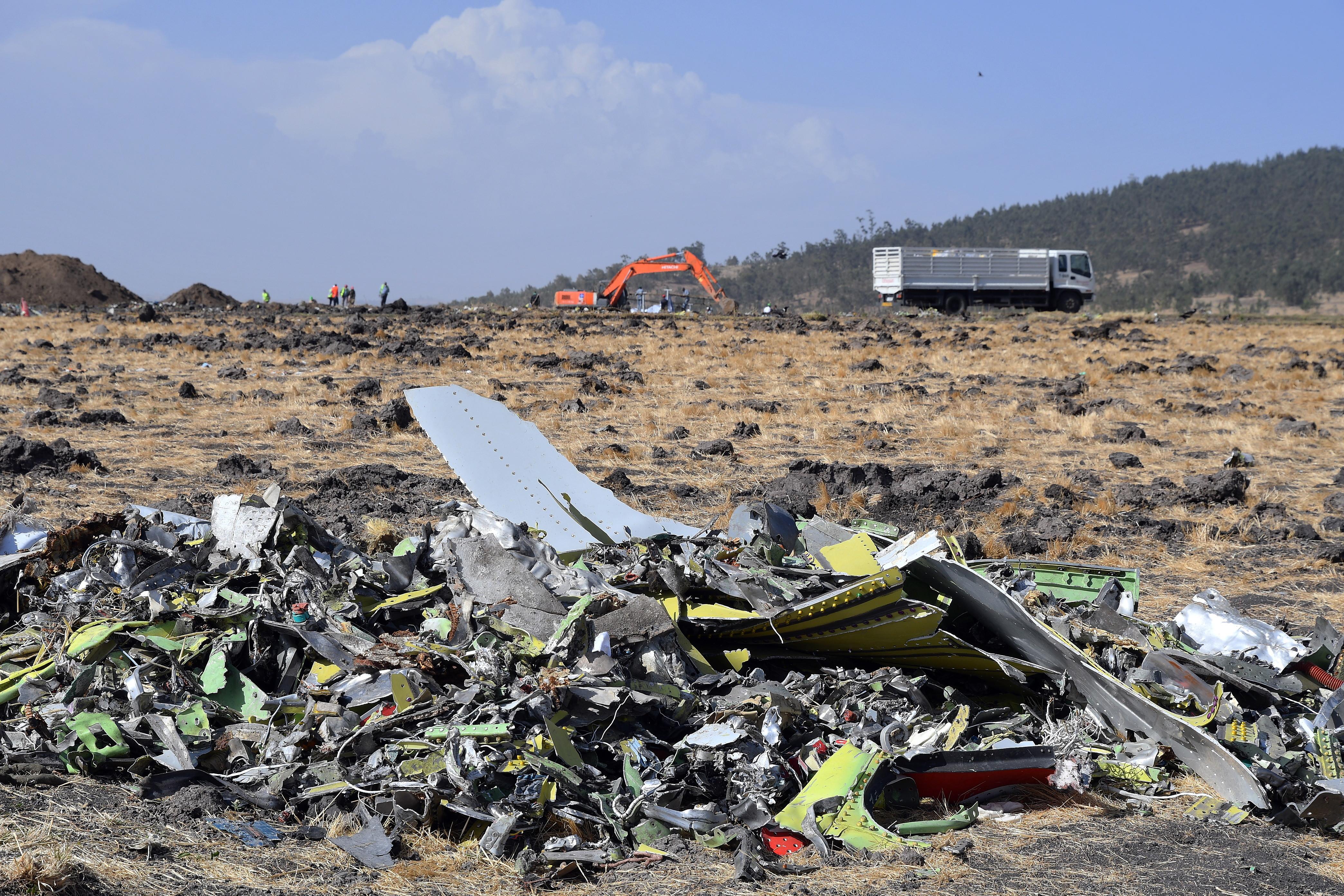 Motivul pentru care cutiile negre ale avionului căzut în Etiopia au fost trimise în Franţa