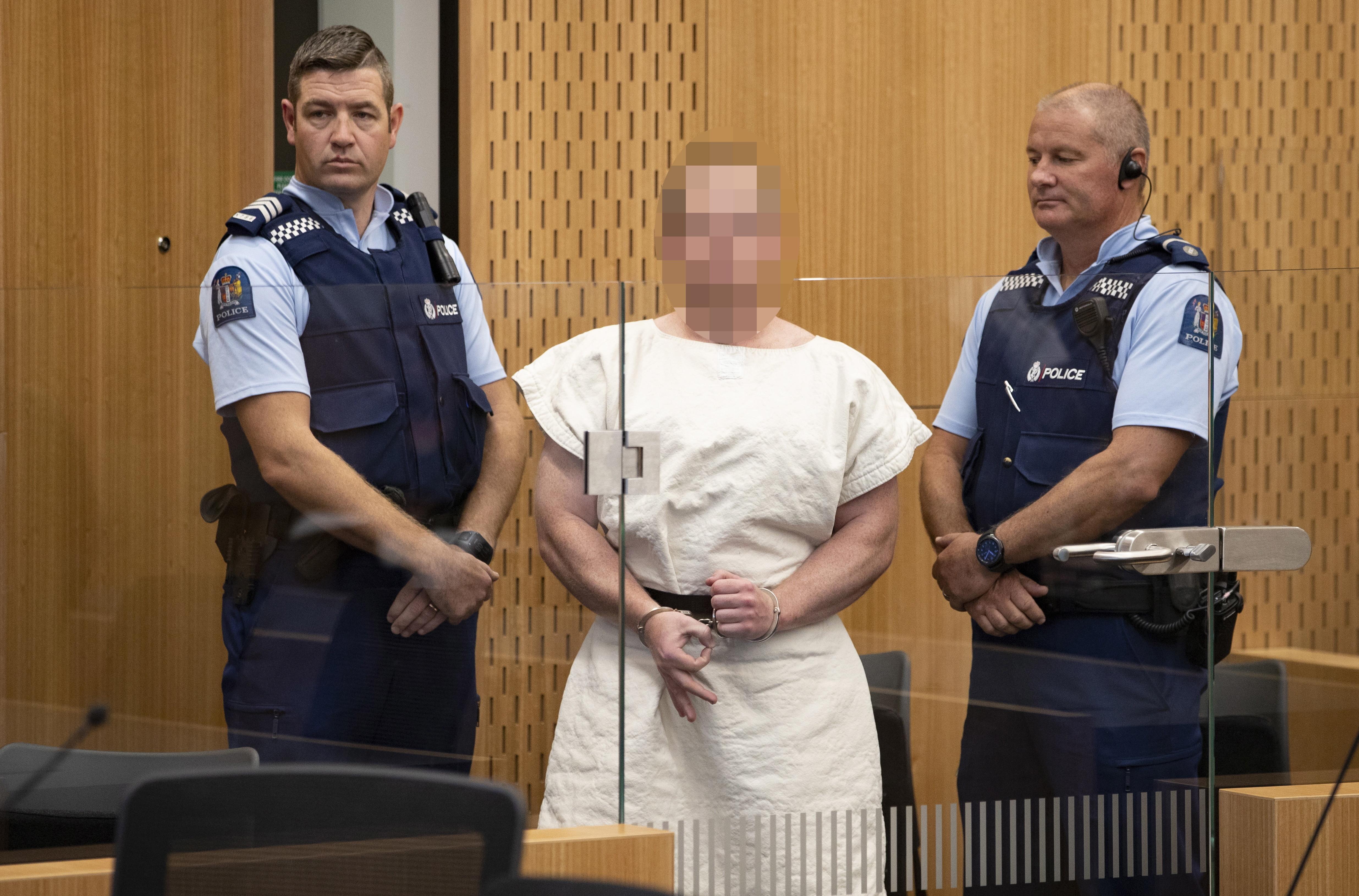 Scrisoarea trimisă din închisoare de Brenton Tarrant, autorul masacrului din Christchurch