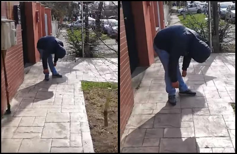 """Noi imagini cu victime ale drogului """"zombie"""", la Timișoara:"""