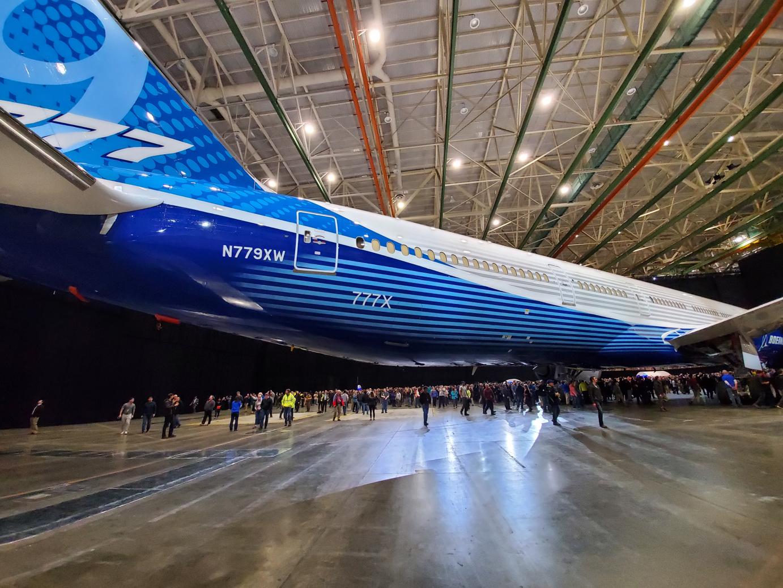 Boeing a lansat cel mai lung avion din lume, la câteva zile după tragedia din Etiopia