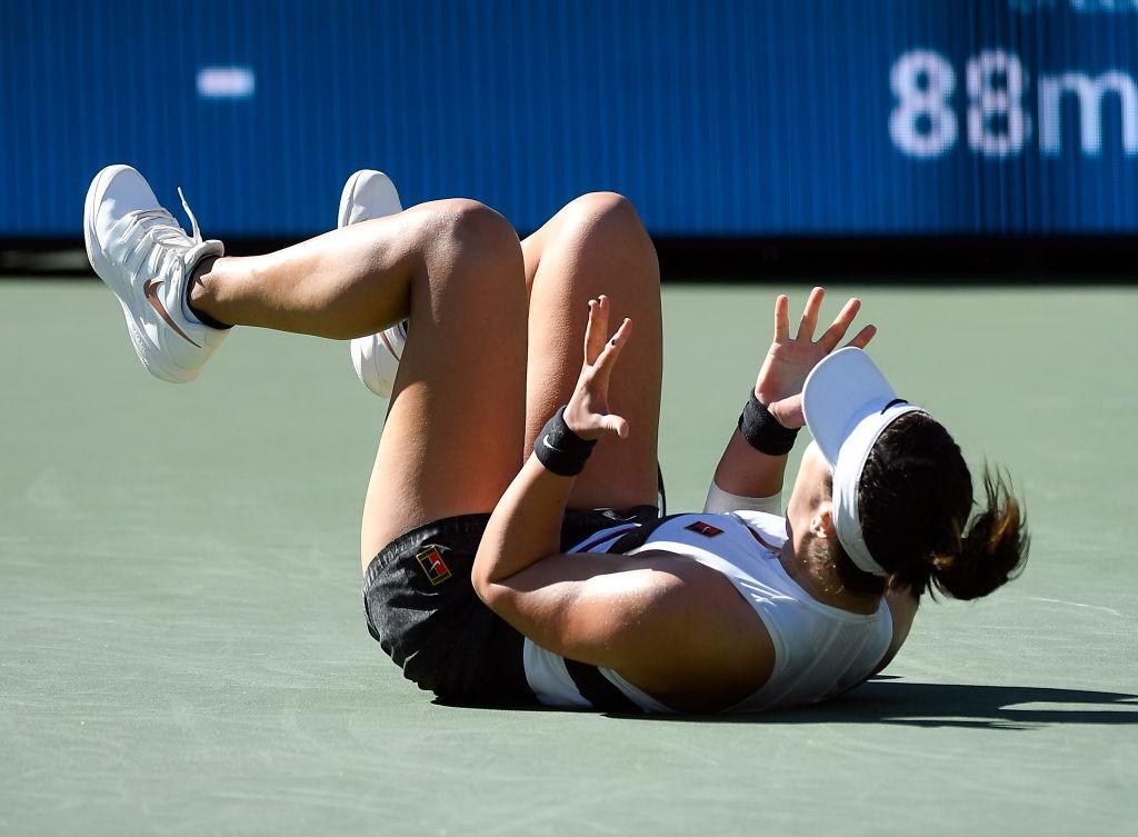 """Bianca Andreescu, declarații după victoria de la Indian Wells: """"O poveste a Cenuşăresei"""""""
