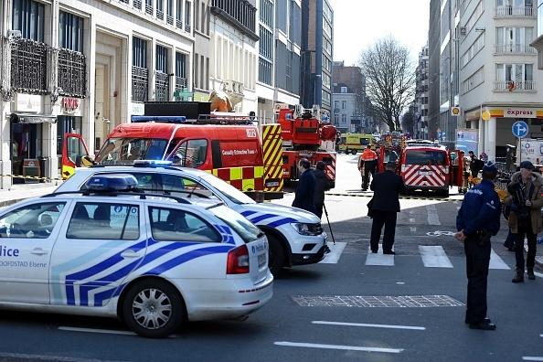 Orgie sexuală cu 25 de persoane în Bruxelles, printre care și un eurodeputat, oprită de poliție