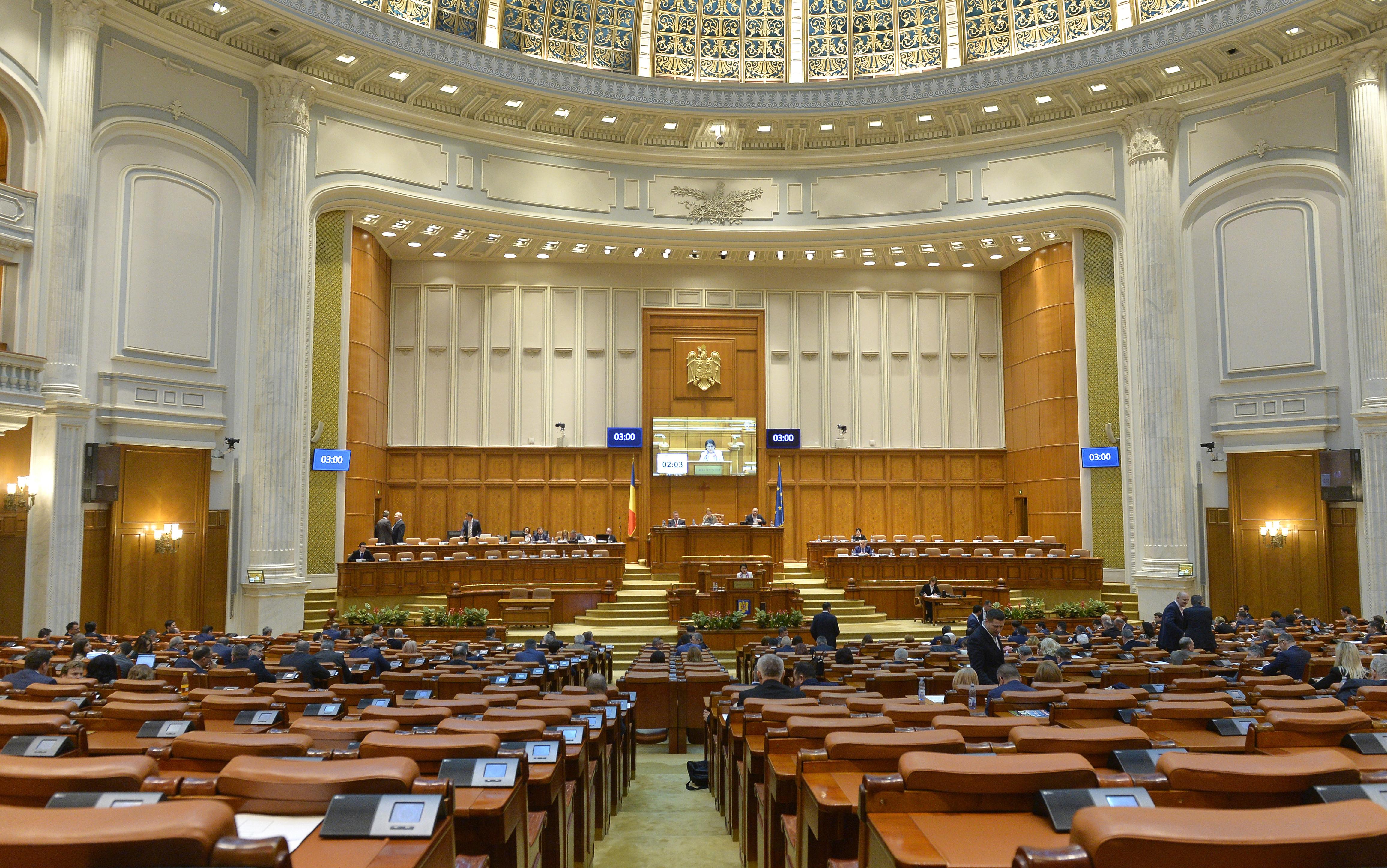 Moţiunea simplă împotriva ministrului Sănătăţii, dezbătută luni în Camera Deputaților