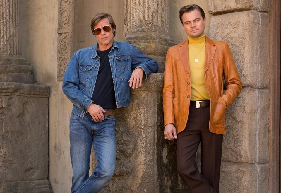 Primul trailer al celui mai nou film regizat de Tarantino, cu DiCaprio și Brad Pitt