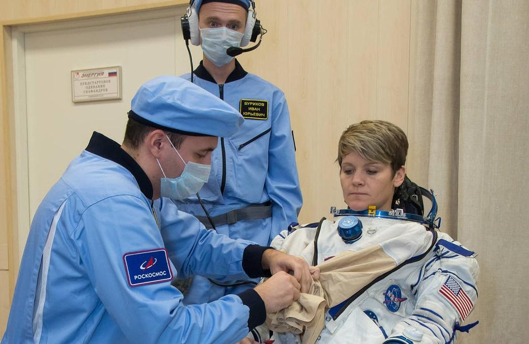 NASA a anulat misiunea unei femei astronaut din cauza bustului acesteia