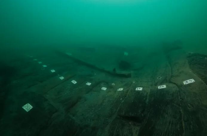 Descoperirea uimitoare din Nil care rezolvă un mister vechi de 2500 de ani