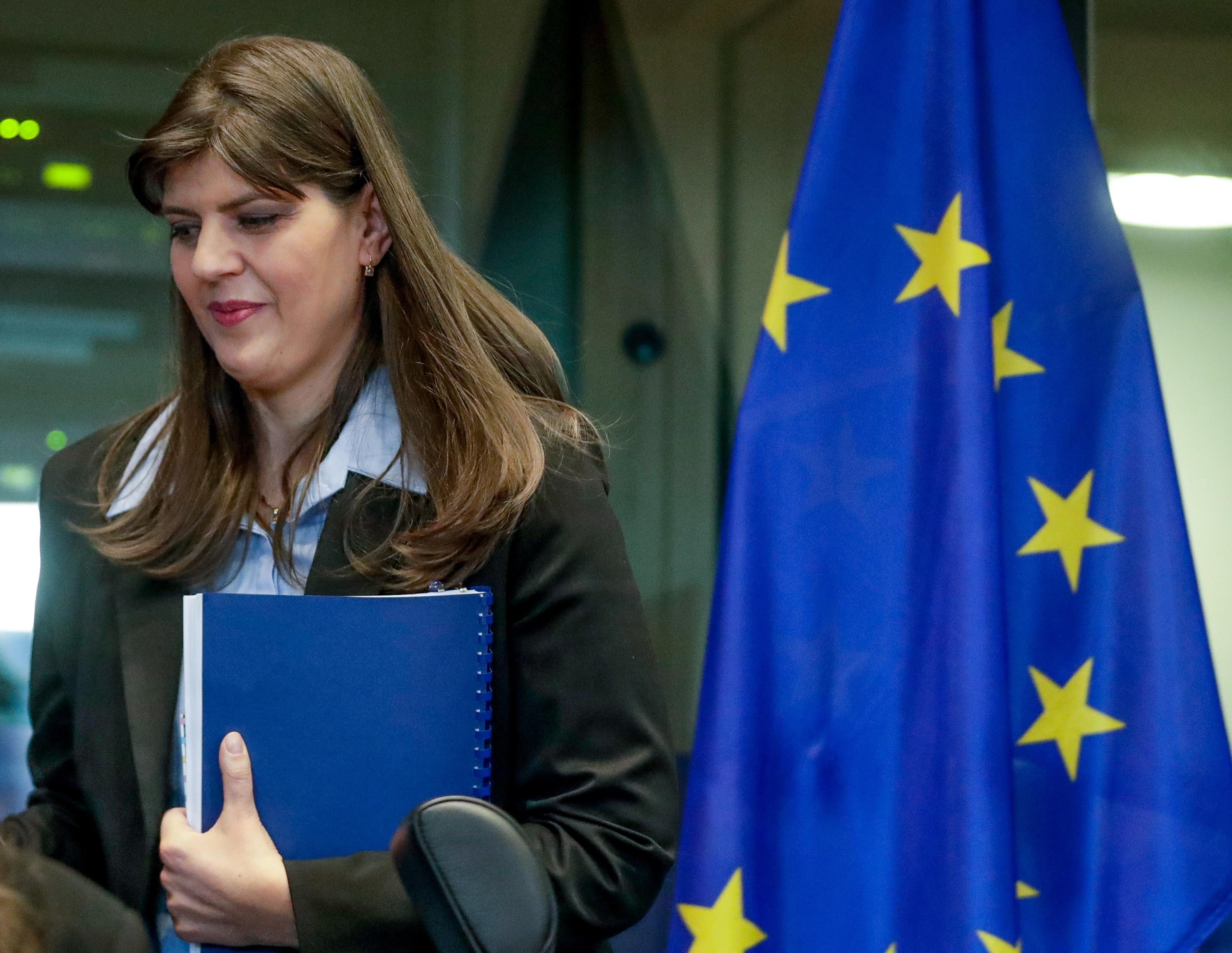 """Codruța Kovesi, interviu în The Guardian: """"Legea este egală pentru toată lumea"""""""