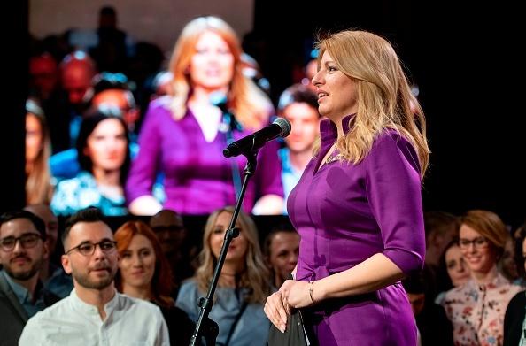 Zuzana Caputova, militanta anticorupţie, a câștigat clar alegerile în Slovacia. PORTRET