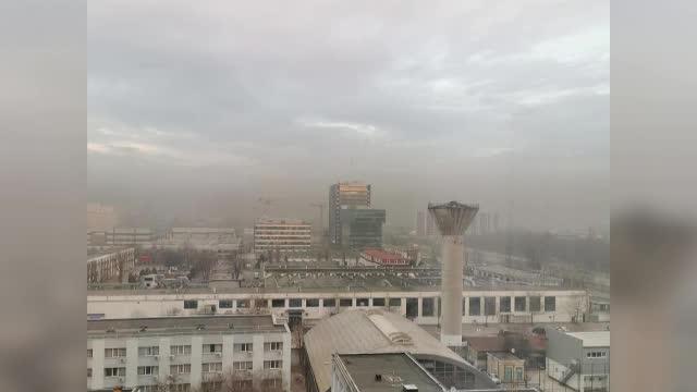 România pe locul 3 în UE, între țările cu cele mai mari niveluri de poluare în zonele urbane