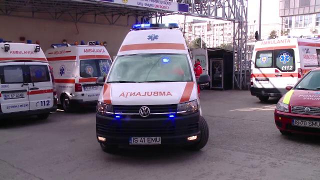 O familie din Iași, la un pas de moarte după ce s-a intoxicat cu monoxid de carbon în casă