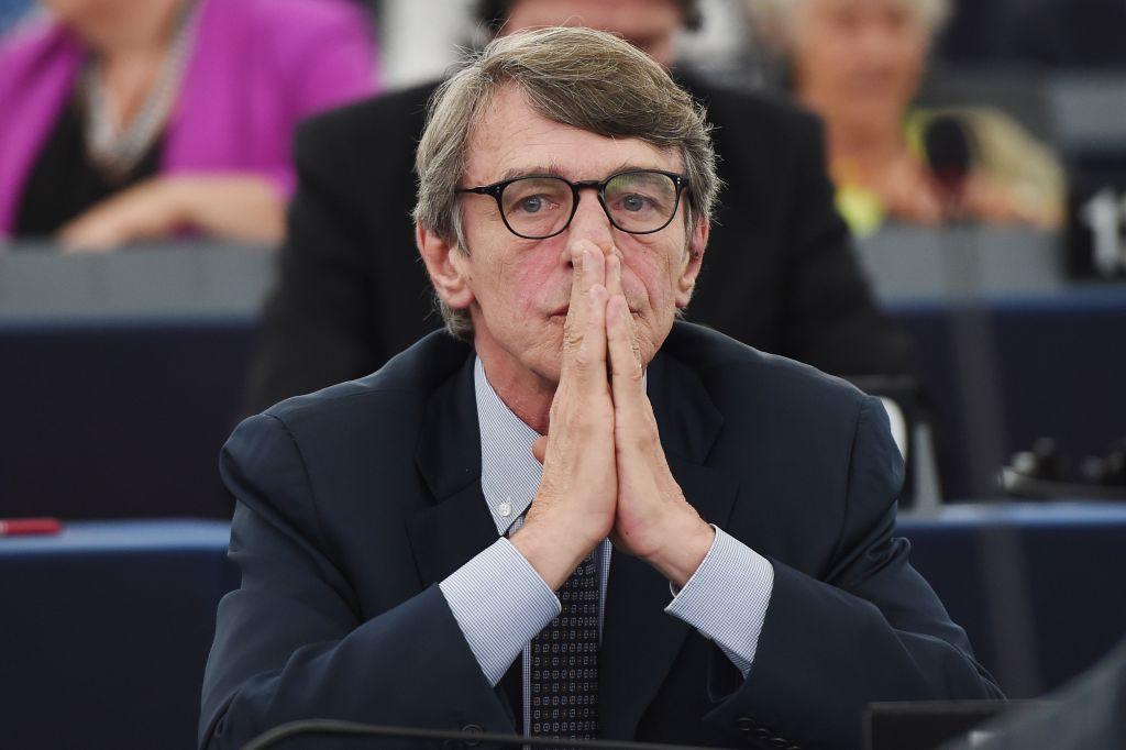 Preşedintele Parlamentului European, David Sassoli, intră în autoizolare. Ce s-a întâmplat