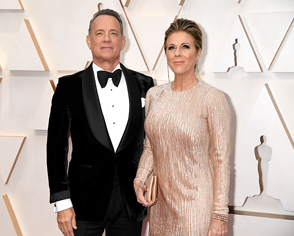 Actorii Tom Hanks şi Rita Wilson au fost diagnosticaţi cu coronavirus