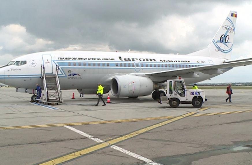 Incident pe Aeroportul Otopeni. Motivul pentru care o cursă Tarom a fost întoarsă din drum