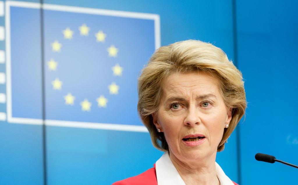 Președinta Comisiei Europene, Ursula von der Leyen, a devenit bunică