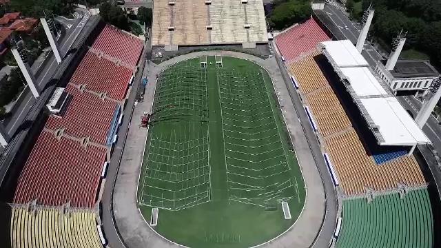 Stadionul Maracana, templul fotbalului brazilian, va fi transformat în spital de carantină