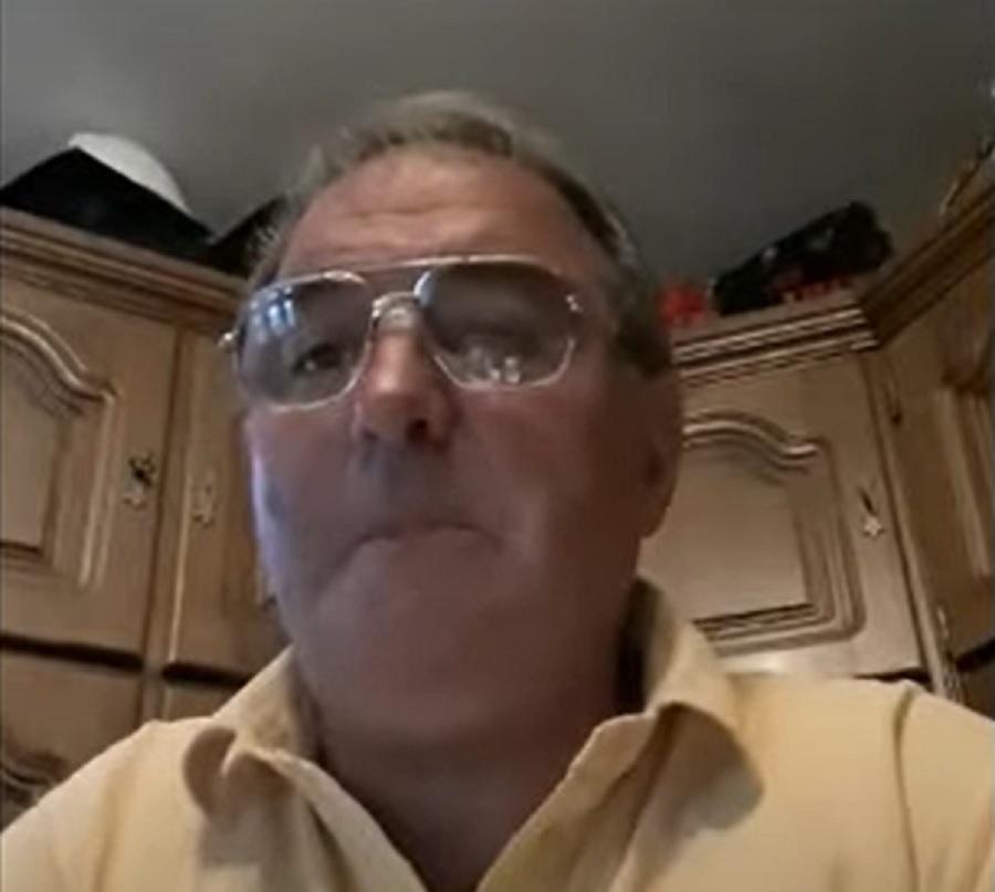 VIDEO. Criminalul din Onești amenința în 2018: