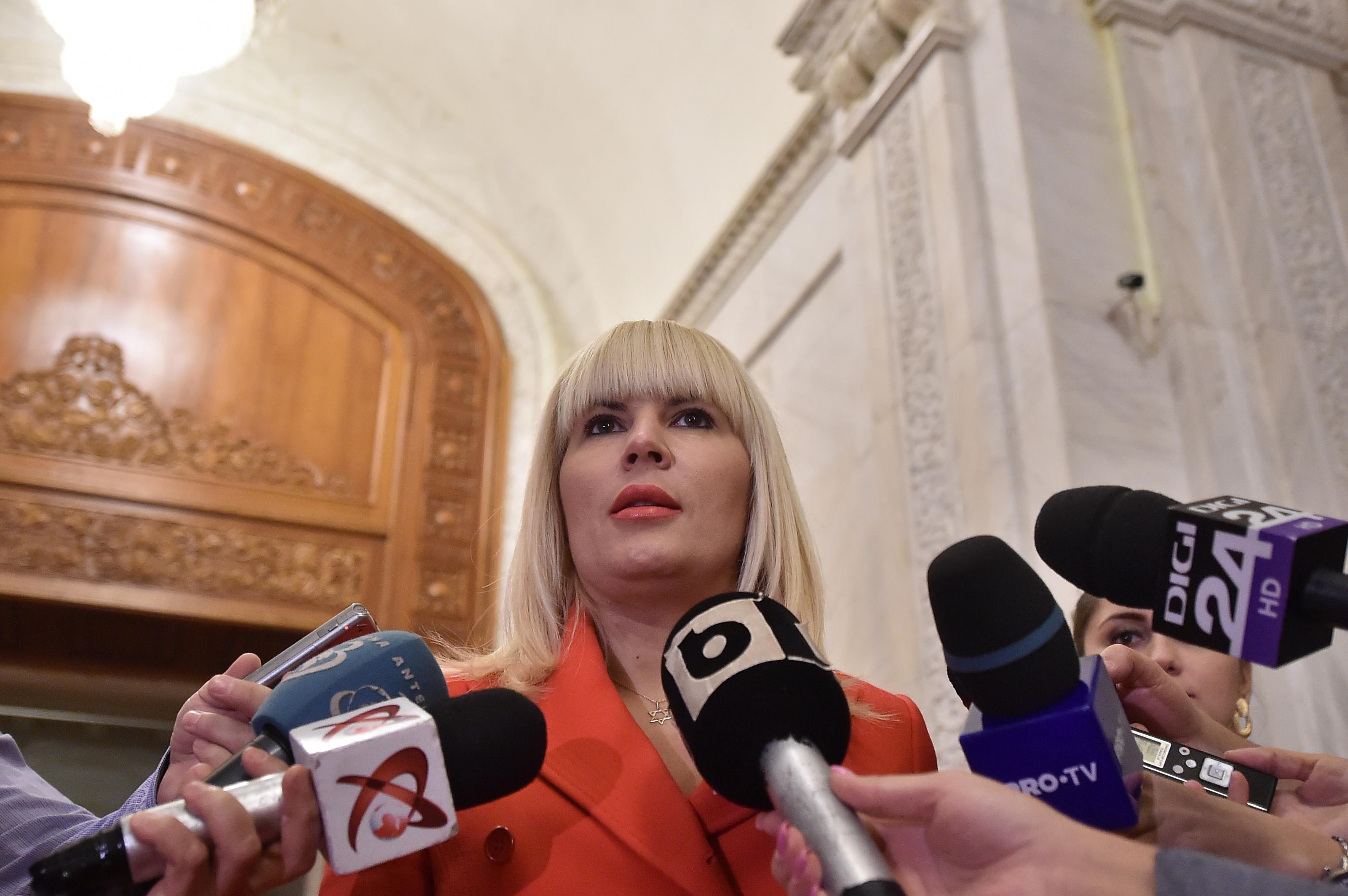 Elena Udrea, după ce a fost condamnată la 8 ani de închisoare: O blestem pe judecătoare