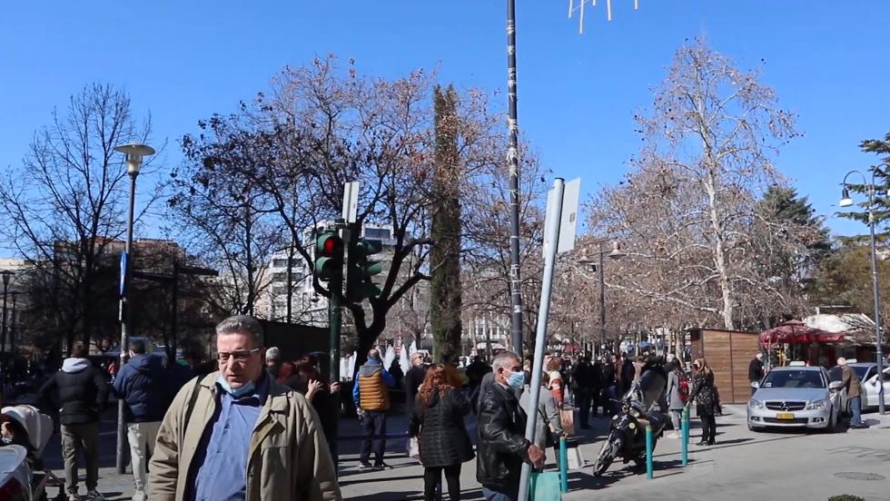 """Un cutremur cu magnitudinea 6, produs în Grecia, s-a resimțit """"în jumătate din țară"""""""
