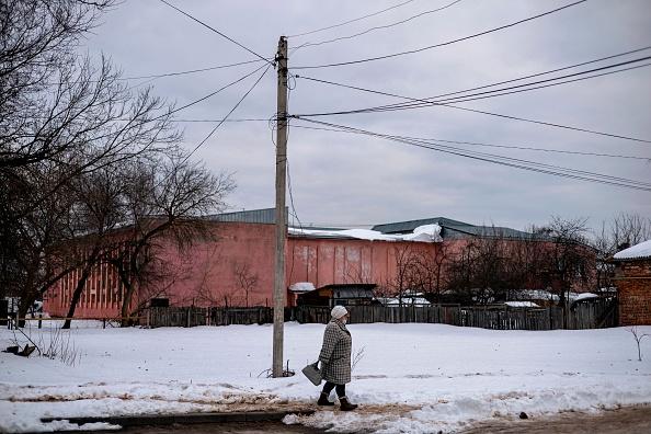 Colonia penitenciară unde este închis Navalnîi,