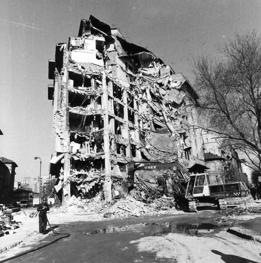 44 de ani de la cutremurul din 4 martie 1977. Specialiști: Un seism de peste 7 grade se poate produce oricând