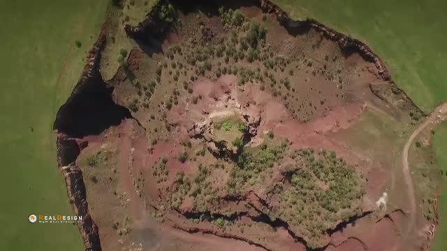Complexul geologic Racoșul de Jos, aspirant la titlul de geoparc UNESCO