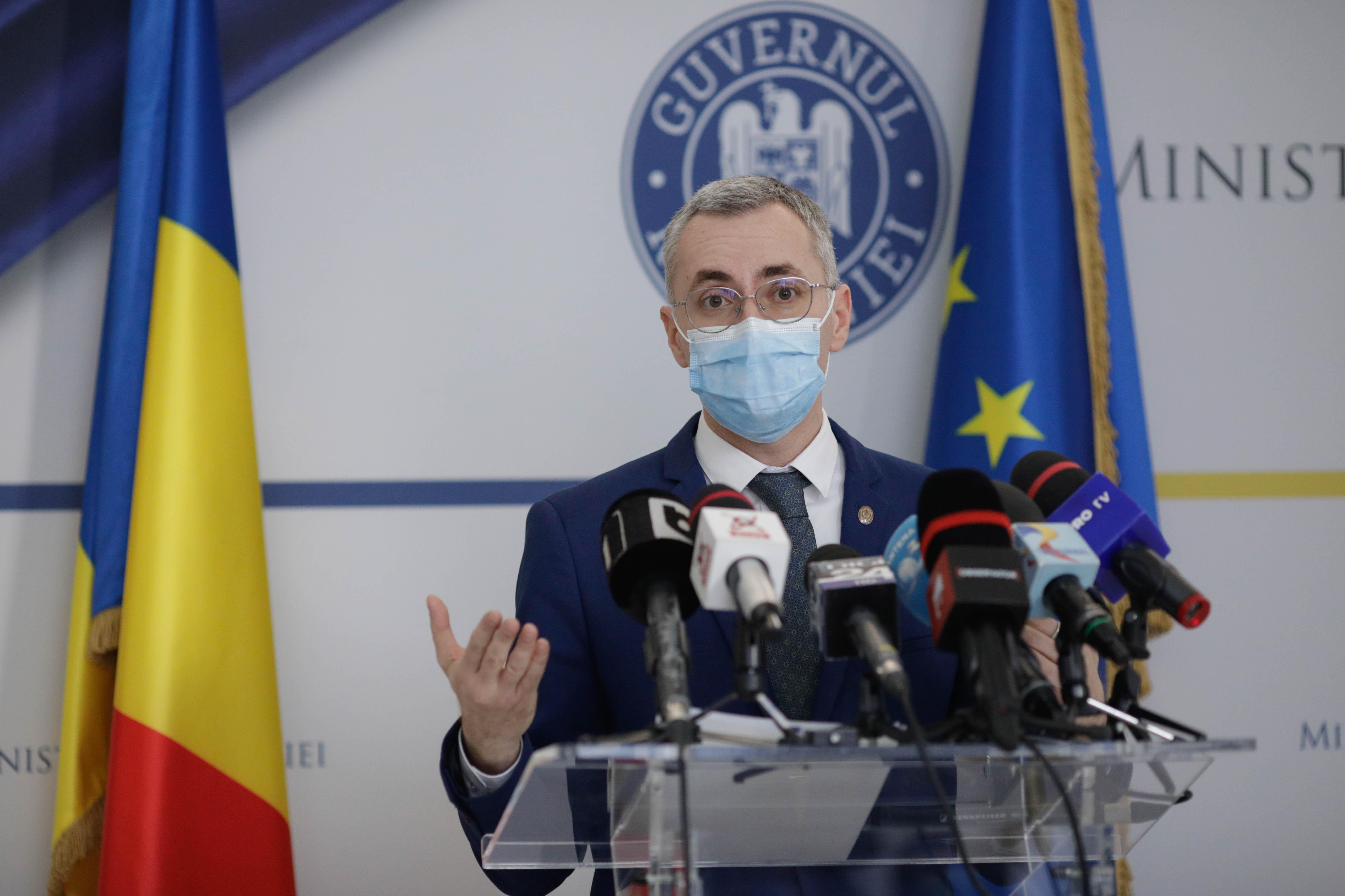"""Ministrul Justiției, Stelian Ion, despre clasarea dosarului 10 august: """"Nu se termină aici. Ancheta continuă"""""""