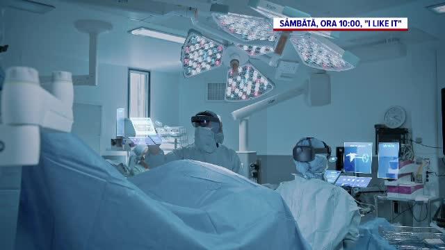 Realitatea augmentată, folosită într-un maraton chirurgical. Au participat medici din 13 țări, printre care și un român