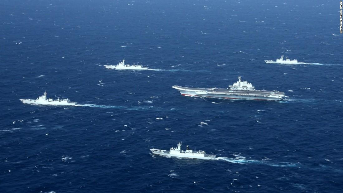 China a construit cea mai mare marină militară din lume. Ce va face Beijingul cu forţa sa navală