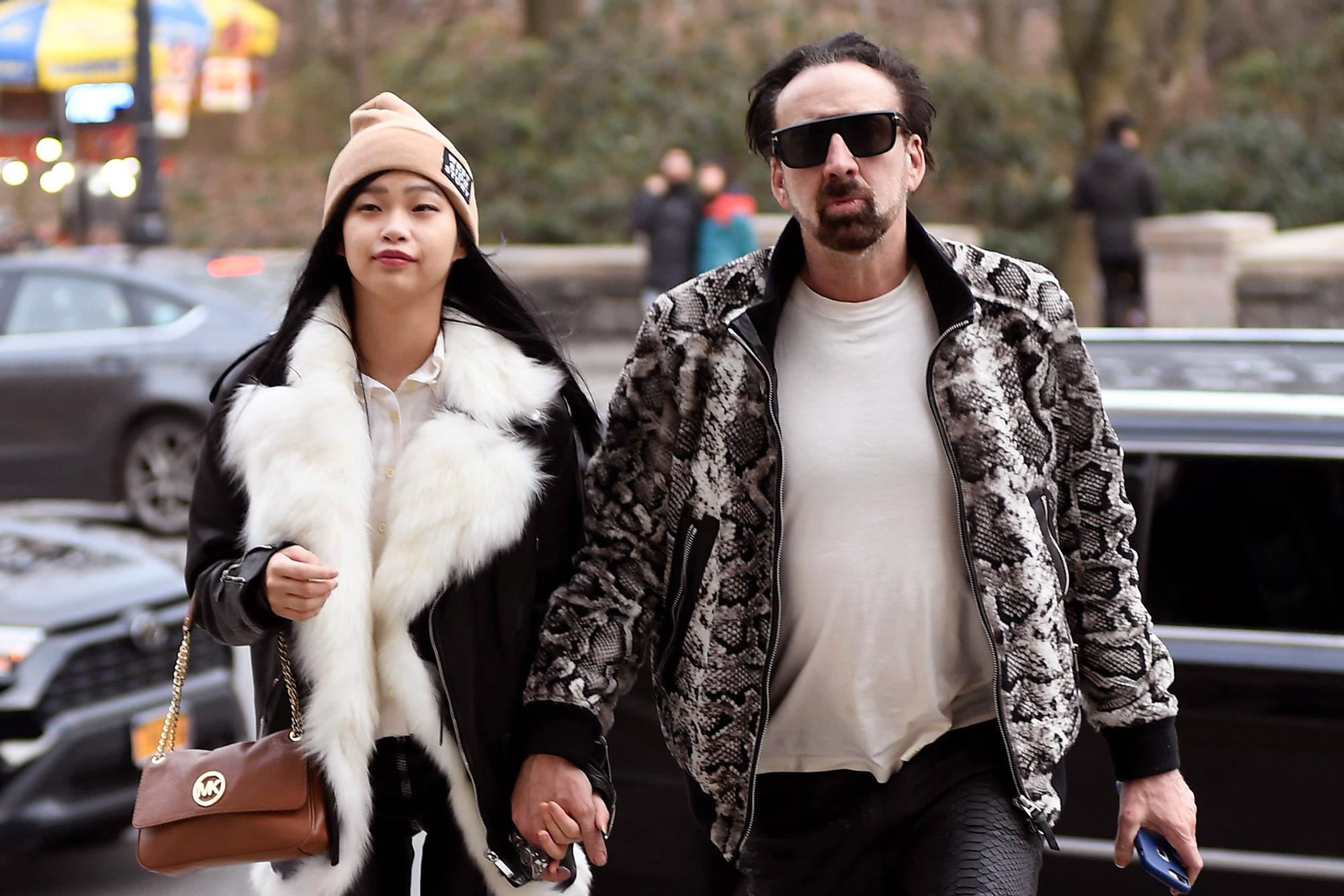 Nicolas Cage, căsătorit pentru a cincea oară. Cine este soția lui, cu 31 de ani mai tânără