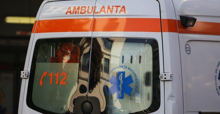 Accident teribil în Târgoviște. Doi bărbați au fost spulberați pe trecerea de pietoni