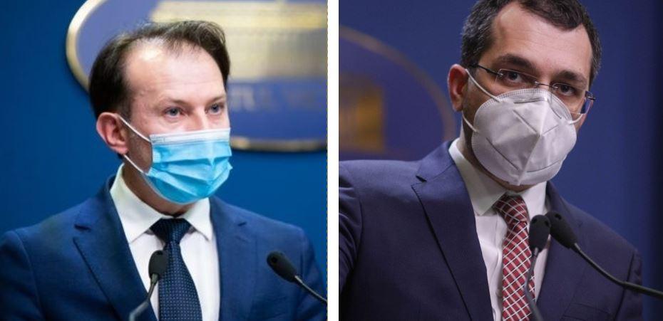 Corpul de control al premierului a sesizat Parchetul în scandalul datelor legate de vaccinare. Reacția Ministerului Sănătății