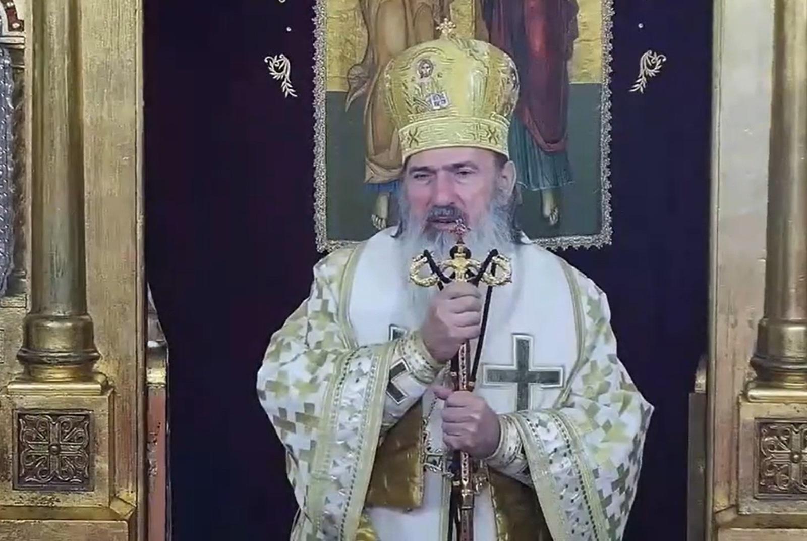 ÎPS Teodosie: Biserica nu se va închide, că nu e a autorităților vremelnice, ci a lui Dumnezeu