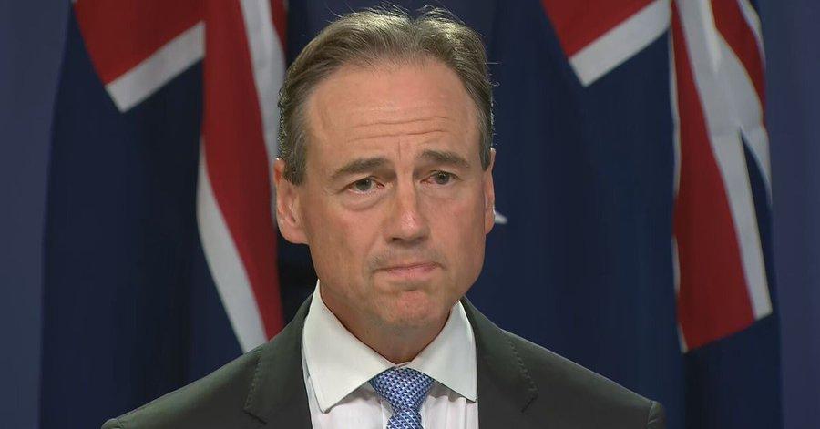 Ministrul Sănătății Australian, internat după ce s-a vaccinat antiCovid