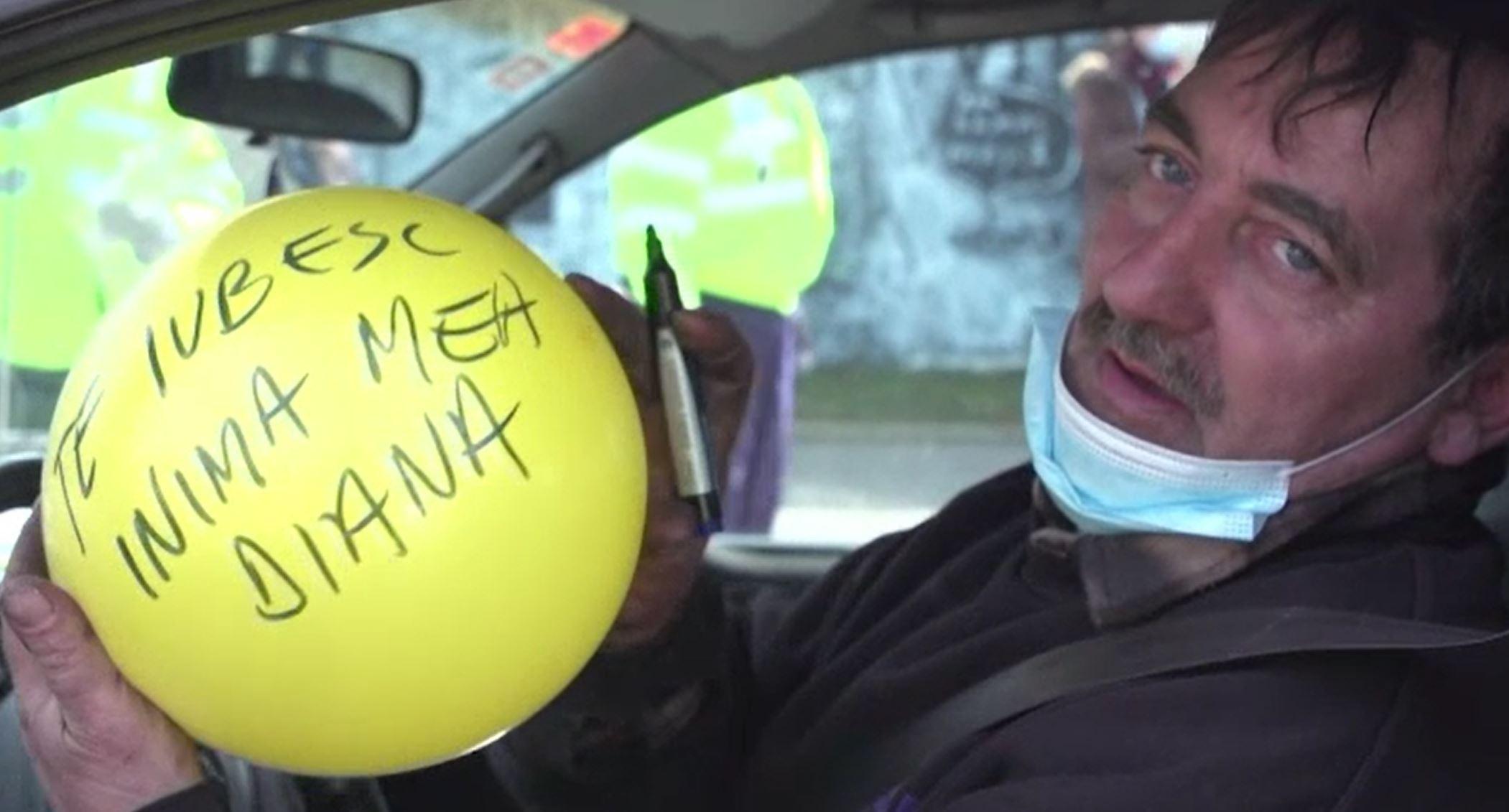 Provocare inedită lansată de poliția din Sibiu. Ce au fost puși șoferii să facă