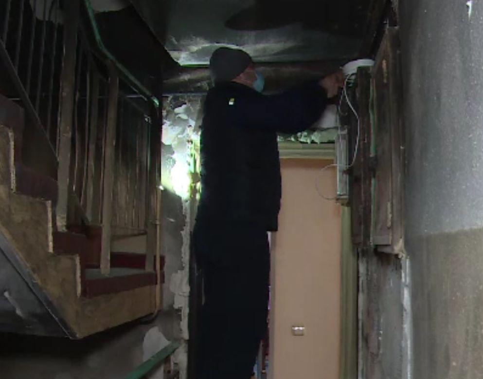 Piroman prins în Galați, după ce a provocat 3 incendii. Pe cine voia să se răzbune
