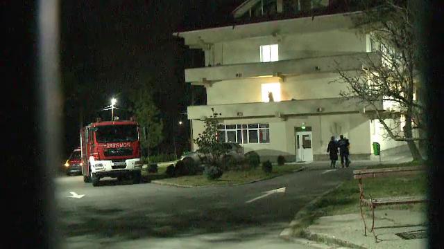 Anchetă în cazul incendiului de la Spitalul de Psihiatrie Craiova. De unde ar fi avut o pacientă brichetă