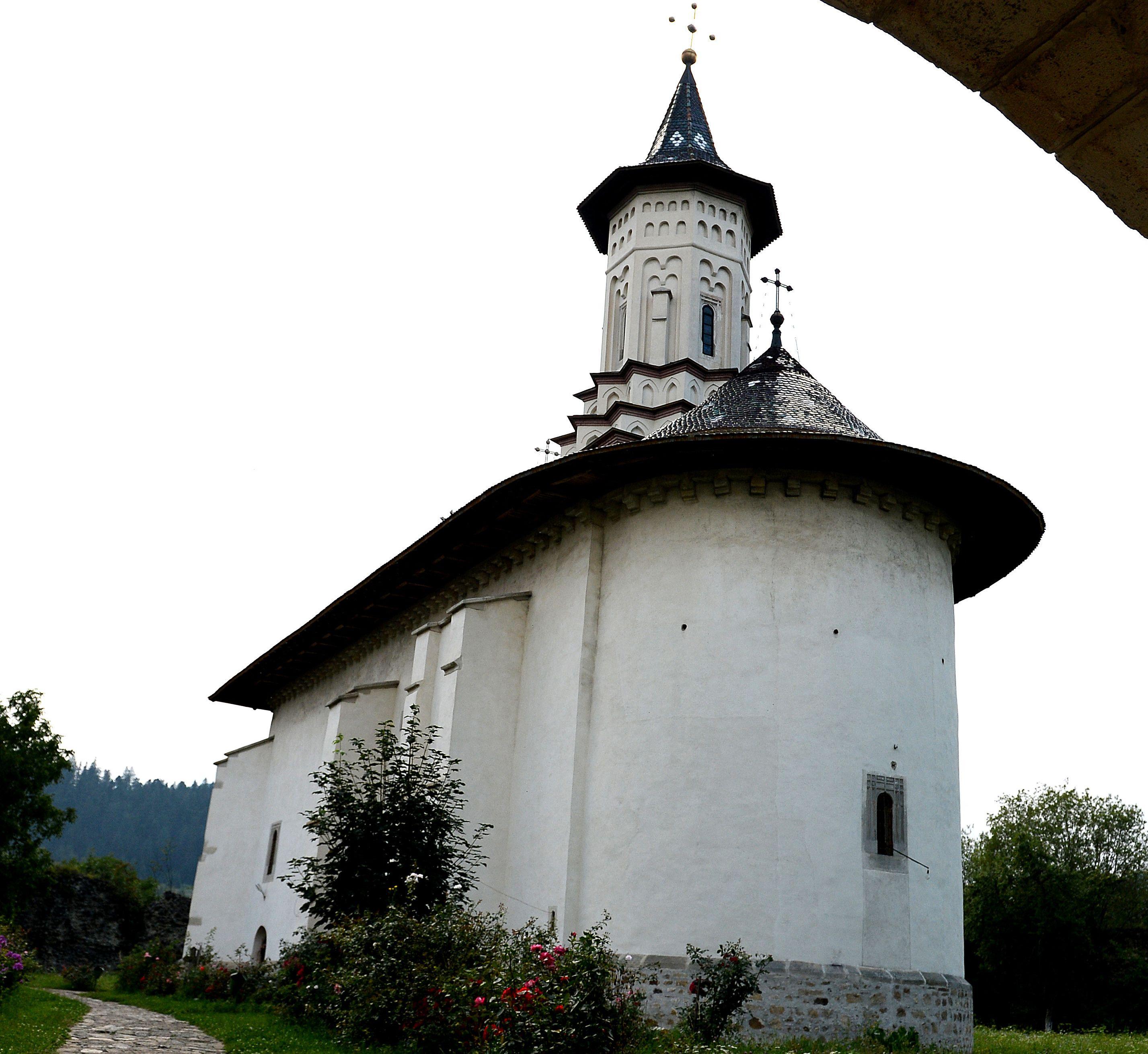 Primul stareț la Mânăstirea Solca, după 236 de ani. Fusese închisă de Habsburgi