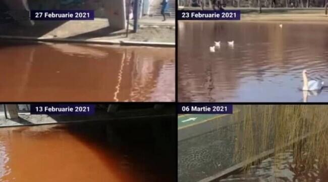 Lacul IOR nu ar fi poluat cu fecale, consideră ministrul Mediului. Rezultatele analizelor nu sunt
